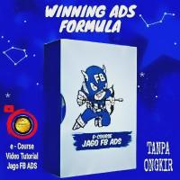 E-course Jago Fb ads || Winning ads formula