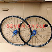 Wheelset 27.5 ARAYA hub oxo 32hole