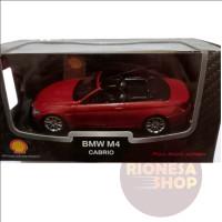 Die Cast BMW Series Shell V-Power Diecast Limited Edition - M4 Cabrio