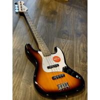 Squier Affinity Jazz Bass RW Brown Sunburst baru dan original