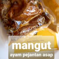 mangut ayam pejantan asap - Pedas, 500 gram