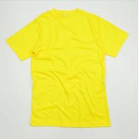Kaos Polos 100% Cotton Combed 30s Premium - Kuning, S