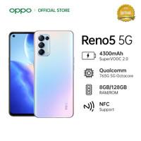 OPPO Reno 5 5G Smartphone 8GB/128GB 4300mAh Qualcomm 765G 5G NFC Reno5