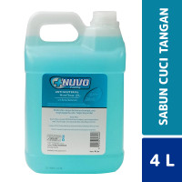 Nuvo Hand Soap Icy Splash 4 Liter