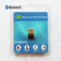 Mini Bluetooth USB CSR 4.0 Dongle Adapter Jamur Kecil Komputer Laptop