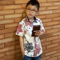 Zelaya - Addis Boy Shirt / Kemeja Batik Anak Laki-Laki