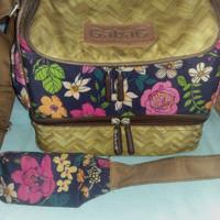 (Preloved) Cooler Bag Gabag Big Bamboo