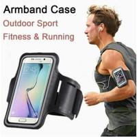 Tas Pinggang Waterproof HP Olahraga Running Jogging Sport Armband Case