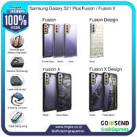 Ringke Samsung Galaxy S21 Plus Fusion X Softcase Anti Crack Military