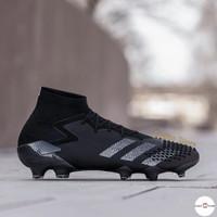Sepatu Bola Adidas Predator Mutator 20.1 FG Black Premium Original