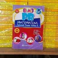 Buku PR MATEMATIKA SD Kelas 5 KTSP 2006. Bse