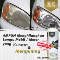 PENGKILAP LAMPU MOBIL HEADLIGHT RESTORER MIKA LAMPU