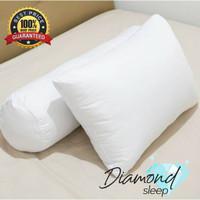 Bantal tidur hotel diamond (100% silicon grade A bukan dacron)