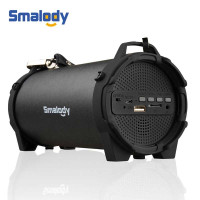 Smalody Outdoor Portable Bluetooth Speaker Speaker HP Smartphone