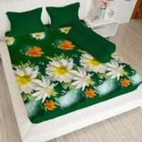 bed cover set Lady rose sprei Flat uk 160x200 motif Gisel