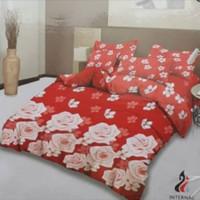 bed cover set Lady rose sprei Flat uk 160x200 motif ISLA