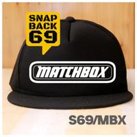 Topi Snapback MATCHBOX