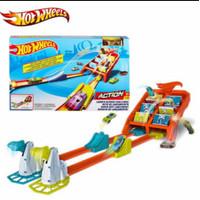 hotwheels action launch/mainan anak
