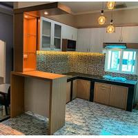 kitchen set minimalis bawah fre