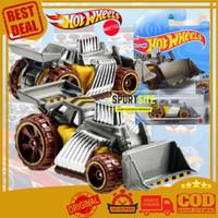 Die Cast Mobil Mobilan Hot Wheels Speed Dozer Diecast Truk Bulldozer