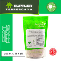 Healthy Choice Tepung Beras Merah Organik 500gr| Premium Organic Flour