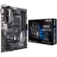 ASUS Motherboard PRIME B450 Plus (AM4, DDR4)