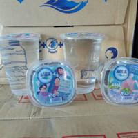 Aqua Gelas 220 ML 48 pcs 1 Dus/Karton