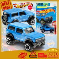 Die Cast Mobil Mobilan Hot Wheels Custom Ford Bronco Diecast Hotwheels