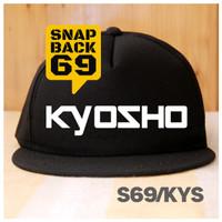 Topi Snapback KYOSHO