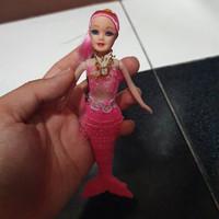 boneka barbie anak putri duyung