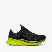 Asics METARACER Men's Running Shoes - Black/Lime Zest