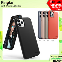 Soft Case iPhone 11 Pro Max / 11 Pro / 11 Ringke Air S Casing - Grey, iPhone 11ProMax