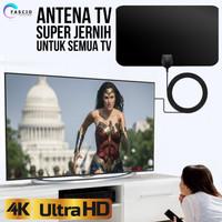 [ PALING MURAH !!! ] Antena TV Murah Digital Super Jernih LED Tabung