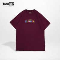 T-Shirt BLANKER Colorfull Font