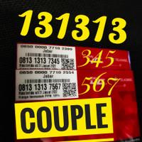 Nomor Cantik Simpati 4G Couple 345 Pasangan Murah