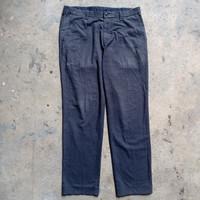 celana uniqlo japan heattech ankle chino pant charcoal grey