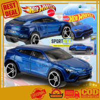 Die Cast Mobil Mobilan Hot Wheels Lamborghini Urus Diecast Hotwheels