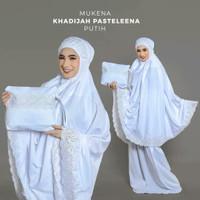 Mukena Khadijah Pasteleena Traveling Free Tas Fashion Wanita Muslim