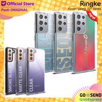 Ringke Fusion Case Samsung Galaxy S21 Ultra S21 Plus Casing Anti Crack