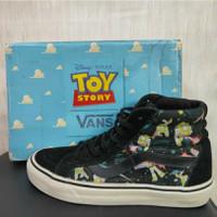sepatu vans original toy story
