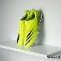 Sepatu Bola Adidas X Ghosted FG - Solar Yellow FW6948 Original