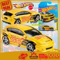 Die Cast Mobil Mobilan Hot Wheels Subaru WRX STI Diecast Hotwheels