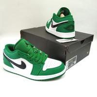 Nike Jordan 1 Low Pine Green 553558-301 BNIB Original Material