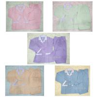 Carry Baju suster lengan panjang / Baju seragam suster tangan panjang - M