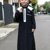 baju muslim koko anak laki laki jubah usia 4-5-6-7-8-9-10-11-12 thn
