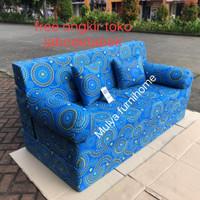Sofa Bed Busa Royal foam Original & Bergaransi/ Ukuran 160x 200