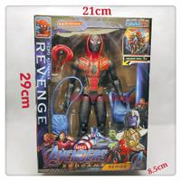 Mainan Action Figure Avengers Spiderman Endgame kado murah