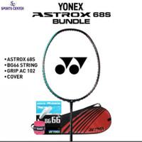 Full Set Raket Badminton Yonex Astrox 68S / 68 S