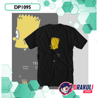 T Shirt DP1095 Bart Simpson Trippy