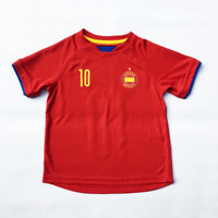 [3 MOTIF] HNM Baju Jersey Sepakbola Anak 2-4y & 12-14y